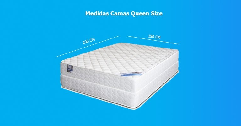Cama Queen