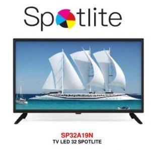 """Televisión LED 32"""" Spotlite SP32A19N, Comercial los Angeles"""