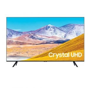 """Smart TV Samsung 50"""" TU8000 Crystal UHD 4K, Comercial Los Angeles"""
