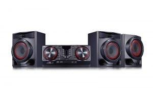 Equipo de Sonido LG XBOOM CJ45 de 720 W