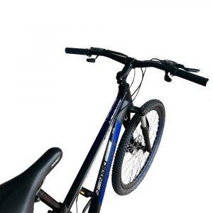 Bicicleta ADDICT No. 29 Color Negro Con Detalles Azules