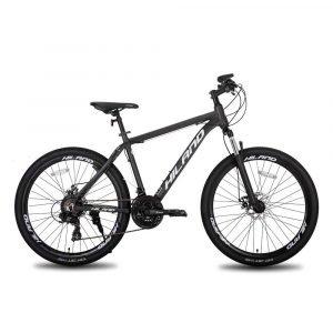 "Bicicleta de Montaña Hiland Color Gris No. 26"""