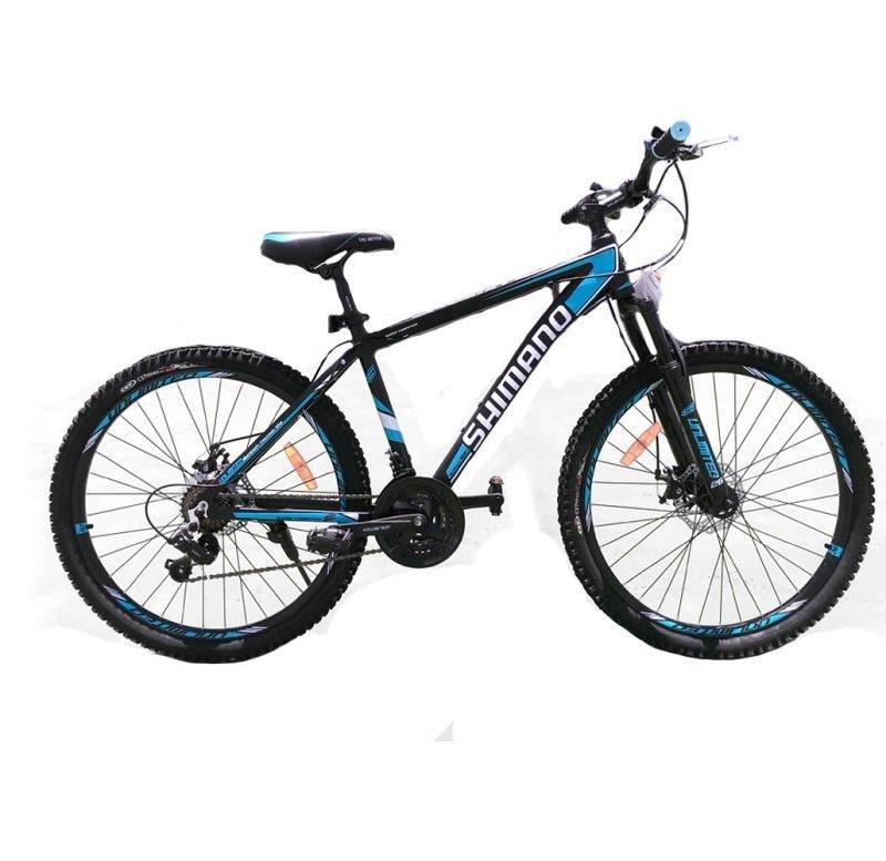 Bicicleta de Montaña Shimano Celeste No. 26″