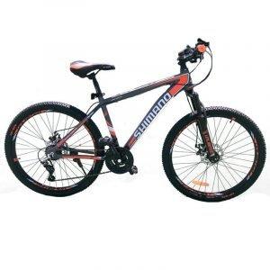 "Bicicleta de Montaña Shimano Naranja No.26"""