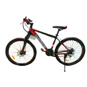 """Bicicleta de Montaña Shimano Roja No. 26"""""""