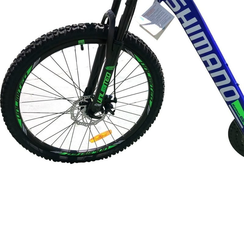 """Bicicleta de Montaña Shimano Azul No. 26"""""""