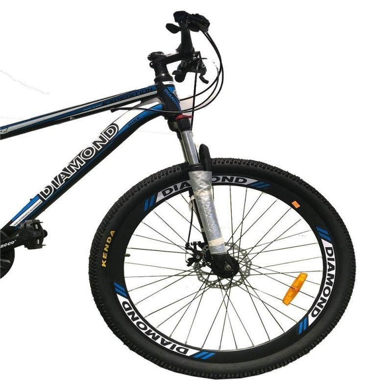 Bicicleta De Montaña Diamond Expedition Azul No. 27.5