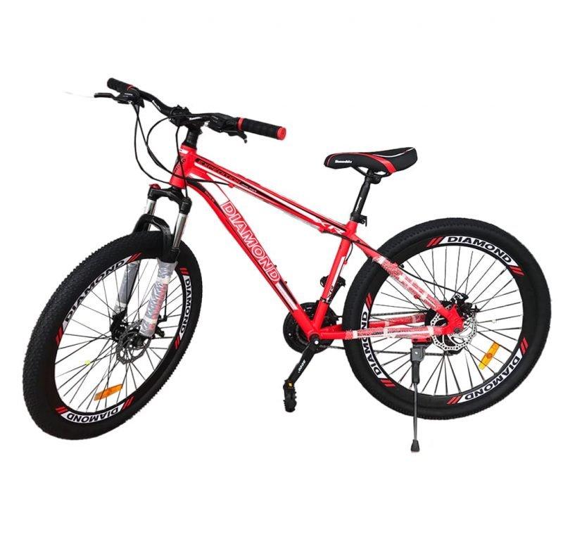 Bicicleta De Montaña Diamond Expedition Roja No. 27.5