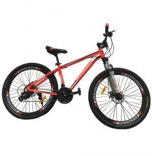 Bicicleta De Montaña Diamond Expedition Naranja No. 27.5