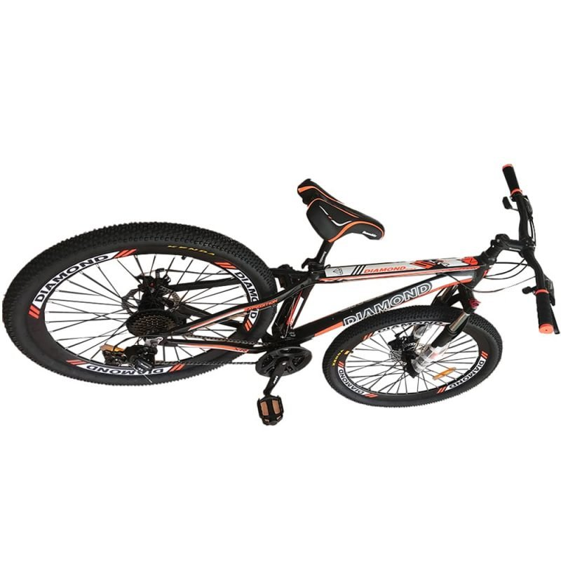 Bicicleta De Montaña Diamond Expedition No. 27.5