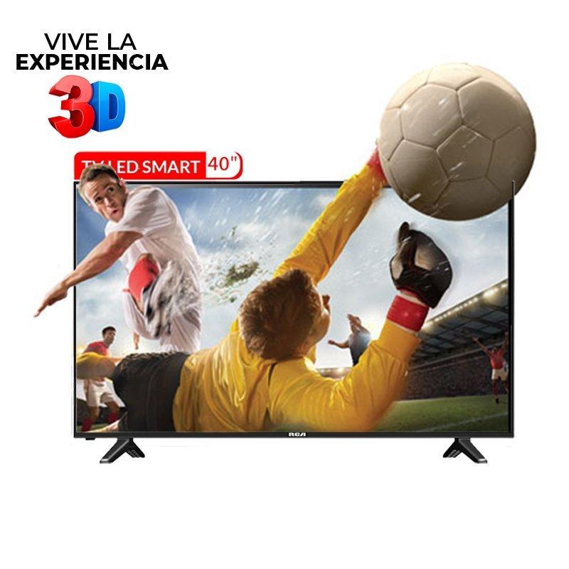 Televisor Smart TV RCA   40″   RC40J22SSM