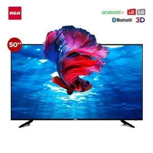 Televisor RCA 50″ | Smart TV 3D 4K | RC50J22SSM