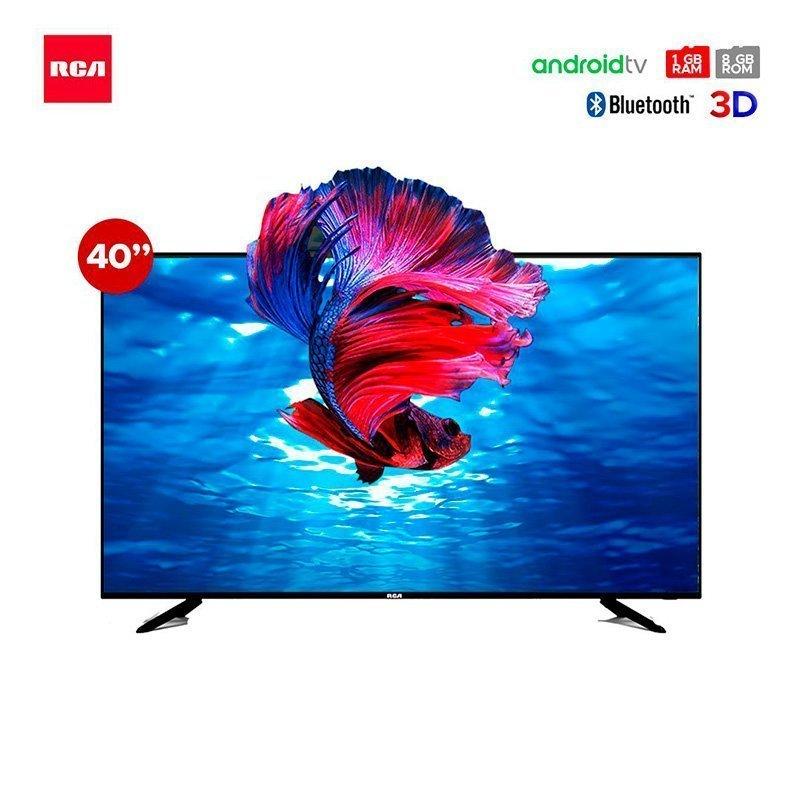Televisor RCA 40″   Smart TV 3D   RC40J22SSM