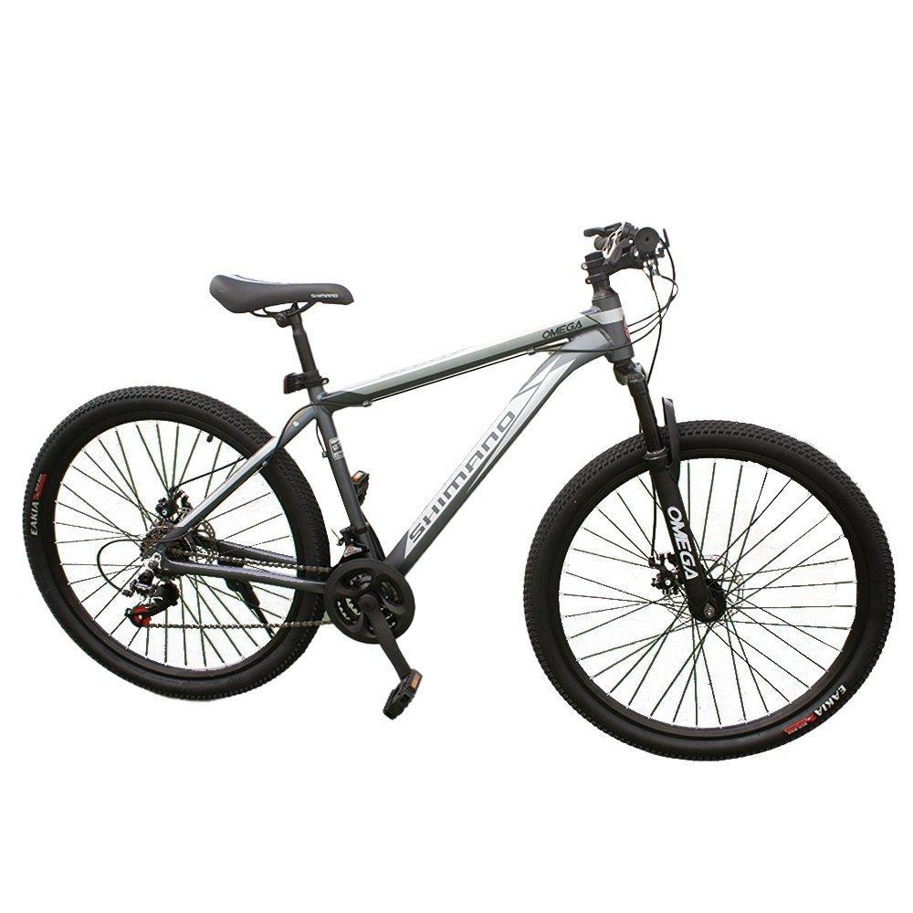 Bicicleta de Montaña Shimano Omega No. 27.5 | Color Gris
