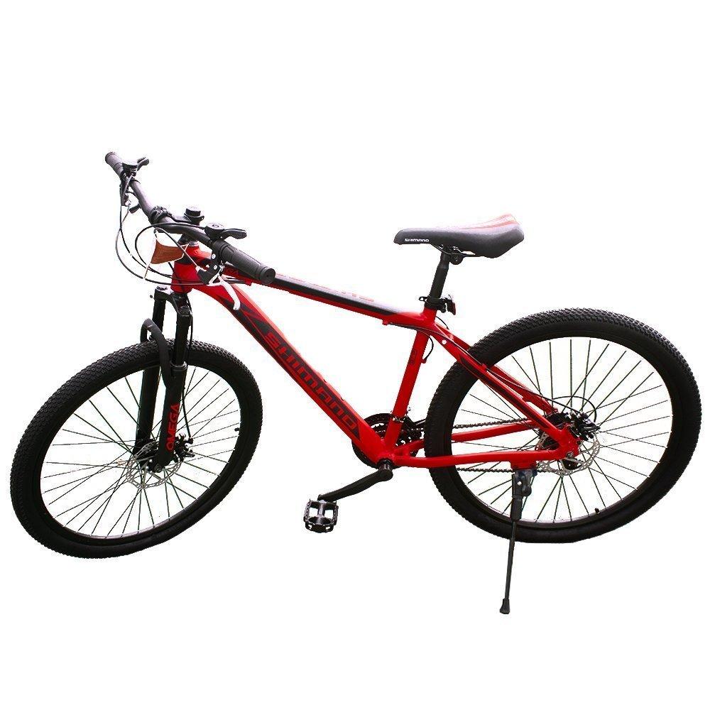 Bicicleta de Montaña Shimano Omega No. 29| Color Rojo